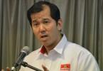 Gerakan deputy youth chief Andy Yong