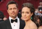 Oscar-nominated actors Brad Pitt and Ang