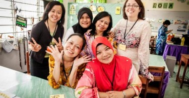 Teachers involved in an Education Ministry programme with the British Council. The photo is for illustrative purpose only.