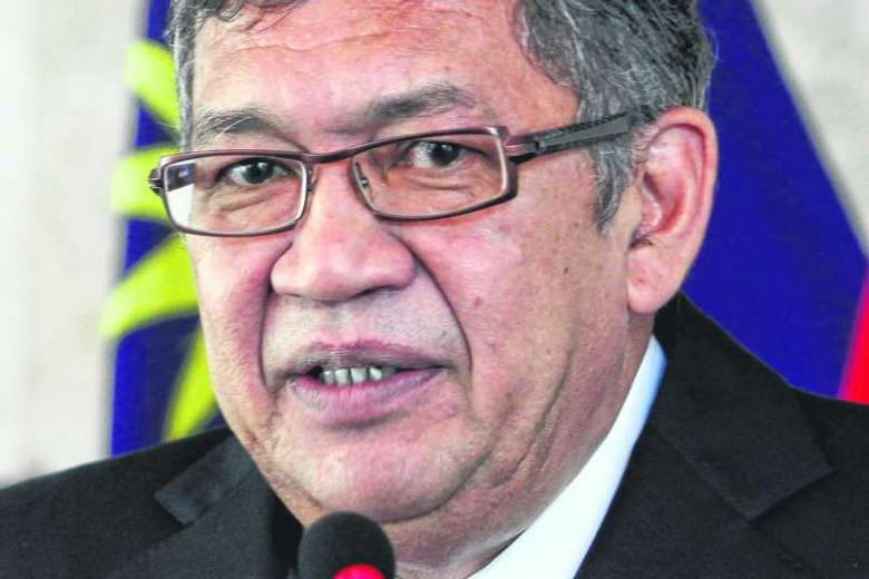Gani was attorney-general for 13 years from 2003.