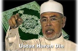 Haron died in California recently and buried there as per his wishes.