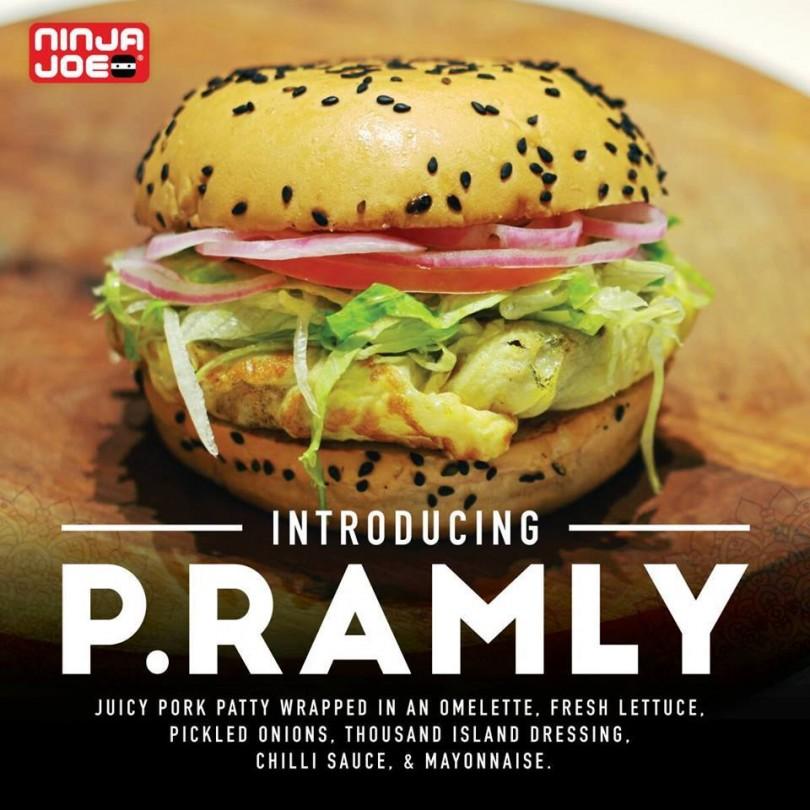 ramly burger product
