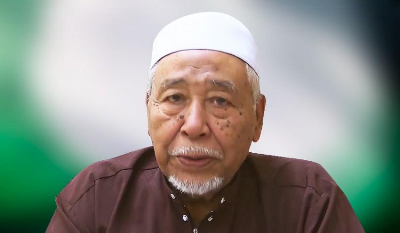 Pas spiritual leader Hashim Jasin