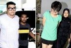 Lor Ka Hoo (left) and wife Tan Sit Fun (right) sentenced to 14 days in jail after harassing a female MBSA officer last week.