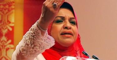 Wanita Umno chief Tan Sri Shahrizat Abdul Jalil