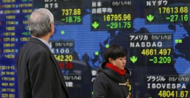 Japan Financial Markets