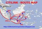 citilink-route-map