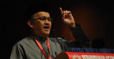 Kimanis branch deputy chief Datuk Mohd Ariffin Mohd Arif.