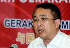 Gerakan Secretary-general Datuk Liang Teck Meng.