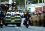 The final journey for Castro.