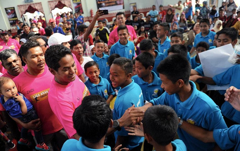 For Khairy Jamaluddin, who was left out of the Cabinet, to rebrand himself after winning the Umno Youth Chief position, the opportunity to have a leading role in a national blueprint is a good break.