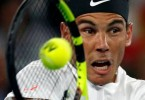Nadal is in his fourth Australian Open final.