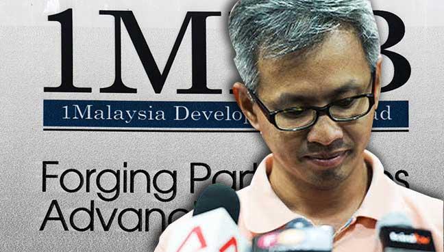 Tony Pua - 1MDB