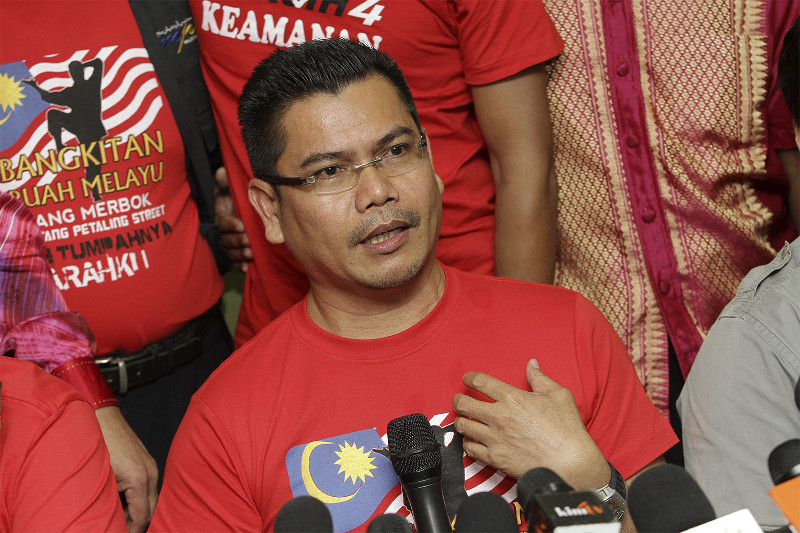 Jamal is showing another side of him many Malaysians may not be aware of.