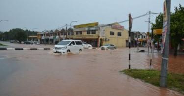 floods segamat