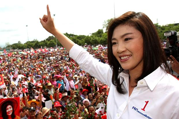 Ousted civilian prime minister Yingluck Shinawatra  is on trial on corruption charges stemming from a rice subsidy scheme that critics say incurred billions of dollars in losses.