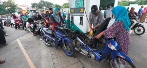 The free petrol scheme will start in April, for motorcycles with an engine capacity of 150cc and below.