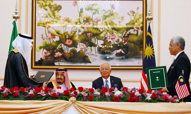 King Salman Feb Visit