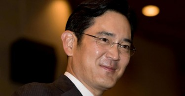Samsung Group chief Jay Y. Lee