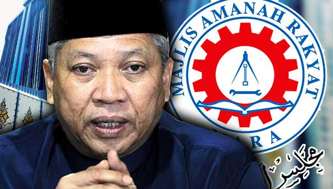 Annuar has been suspended as Mara chairman.