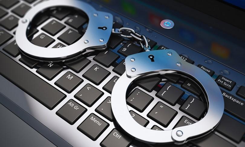 cyber arrest