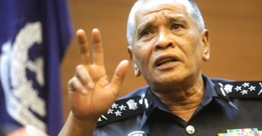 Deputy Inspector General Datuk Seri Noor Rashid Ibrahim