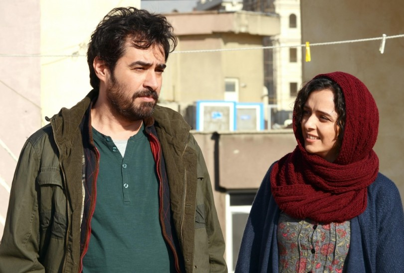 A scene from The Salesman