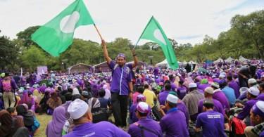 RUU355 Gathering at Padang Merbok
