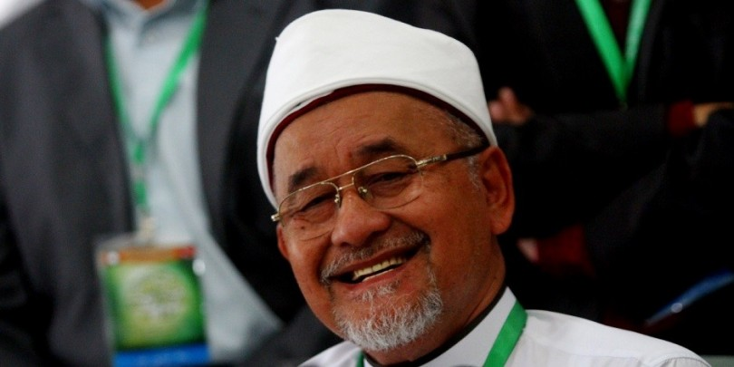 PAS syura council chief Datuk Mahfodz Mohamed