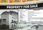 Advertisement of the NSTP'S printing plant in Terengganu, as spotted in the NST, selling at RM25 million.
