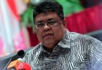 Umno executive secretary Datuk Seri Ab Rauf Yusoh