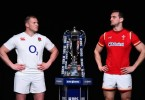 Warburton (roght) to lead Lions a second time while England captain Hartley is not selected in the 41-man squad.