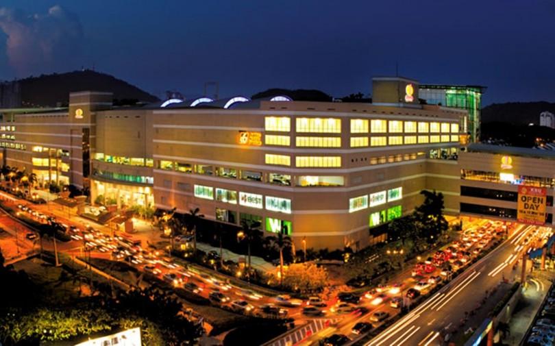 The One Utama Mall.