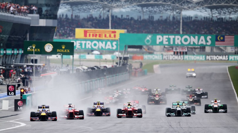 Everything has been down with the Malaysian F1 -- attendances, foreign fans, TV viewership, returns -- except the cost of organising it.