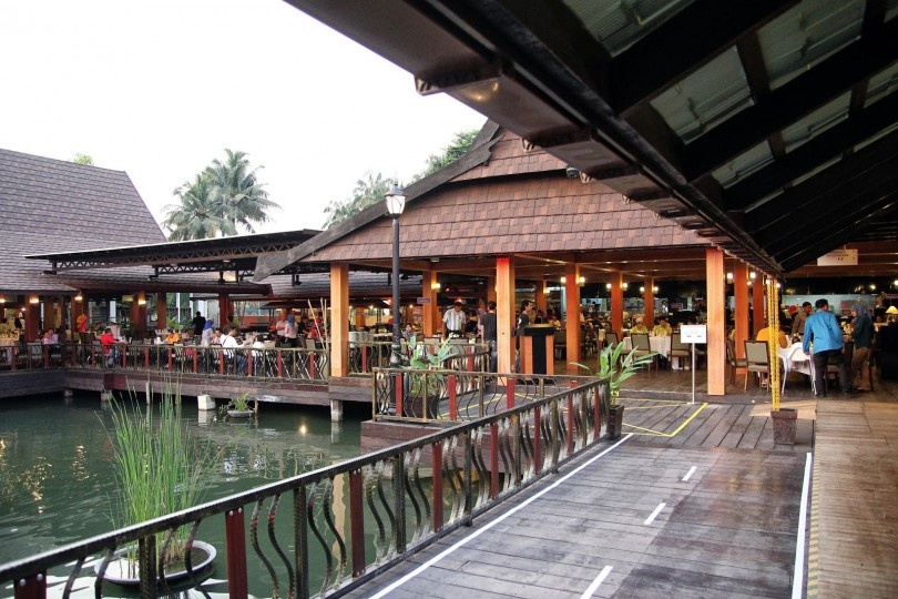 D'Saji Titiwangsa is one of the restaurants offering the Ramadan buffet.