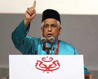 Penang Umno secretary Datuk Musa Sheikh Fadzir