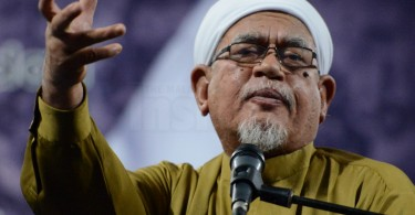 It's now Gagasan Sejahtera for Hadi, PAS and friends.