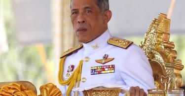 Thailand's King Maha Vajiralongkorn
