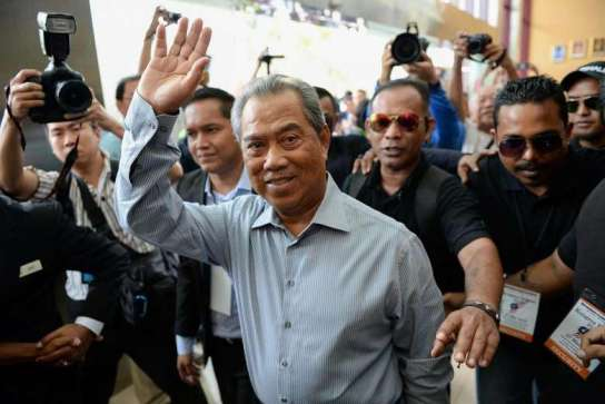 Is it bye-bye too for Pribumi Bersatu president Tan Sri Muhyiddin Yassin?