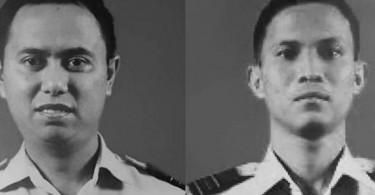Yazmi (left) and Hasri.