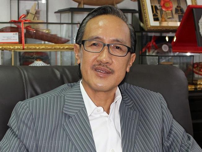 Sabah Tourism, Culture and Environment Minister Datuk Seri Masidi Manjun