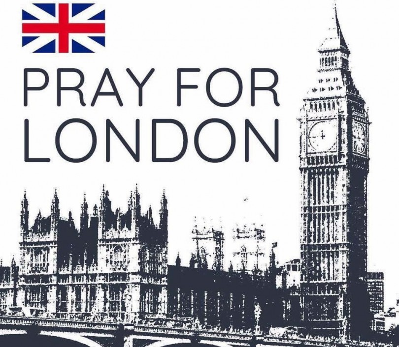 Pray For London - London Bridge Attack