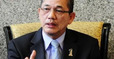 Works Minister Datuk Seri Fadillah Yusof