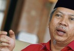 Umno Information Chief Tan Sri Annuar Musa