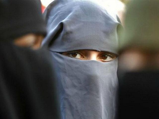islamic state woman