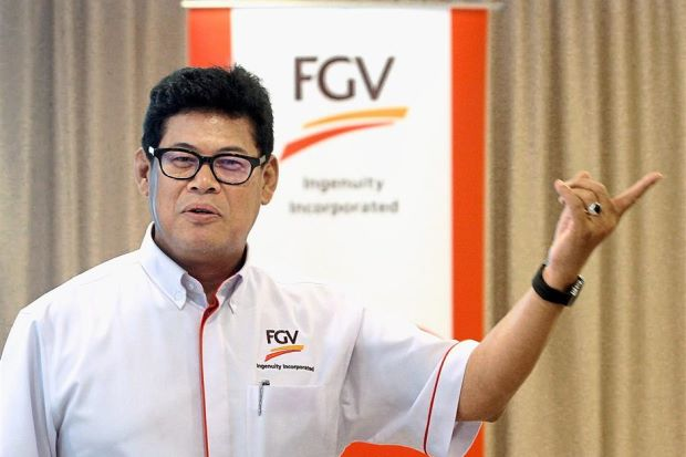 Zakaria has been asked by the FGV board to go on leave immediately.