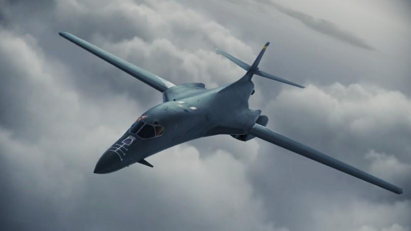 A  B-1B Lancer