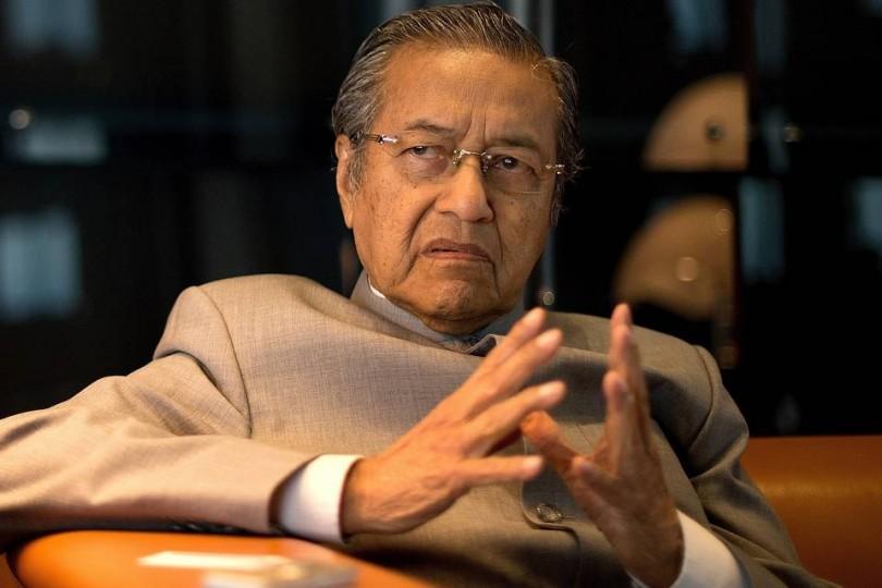 Tun Dr. Mahathir Mohamad.