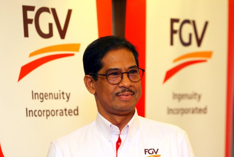Khairil Anuar has been with FGV since 2012.