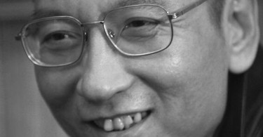 Nobel Peace Prize laureate Liu Xiaobo